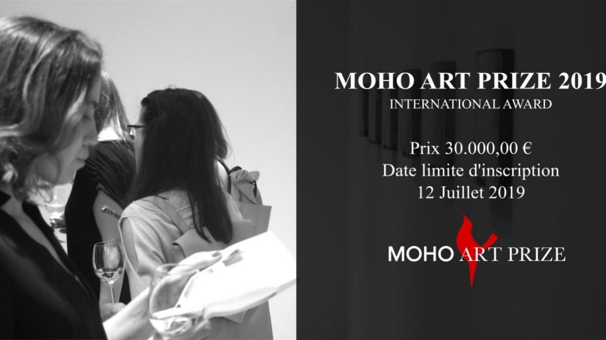 Moho Art Prize 2019 | WiiN