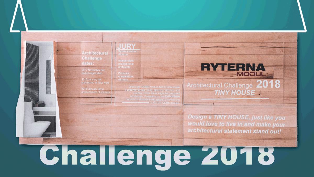 Tiny House Prix M2 ryterna modul architectural challenge 2018 tiny house | cfp